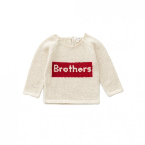 【30%OFF】brothers sweater