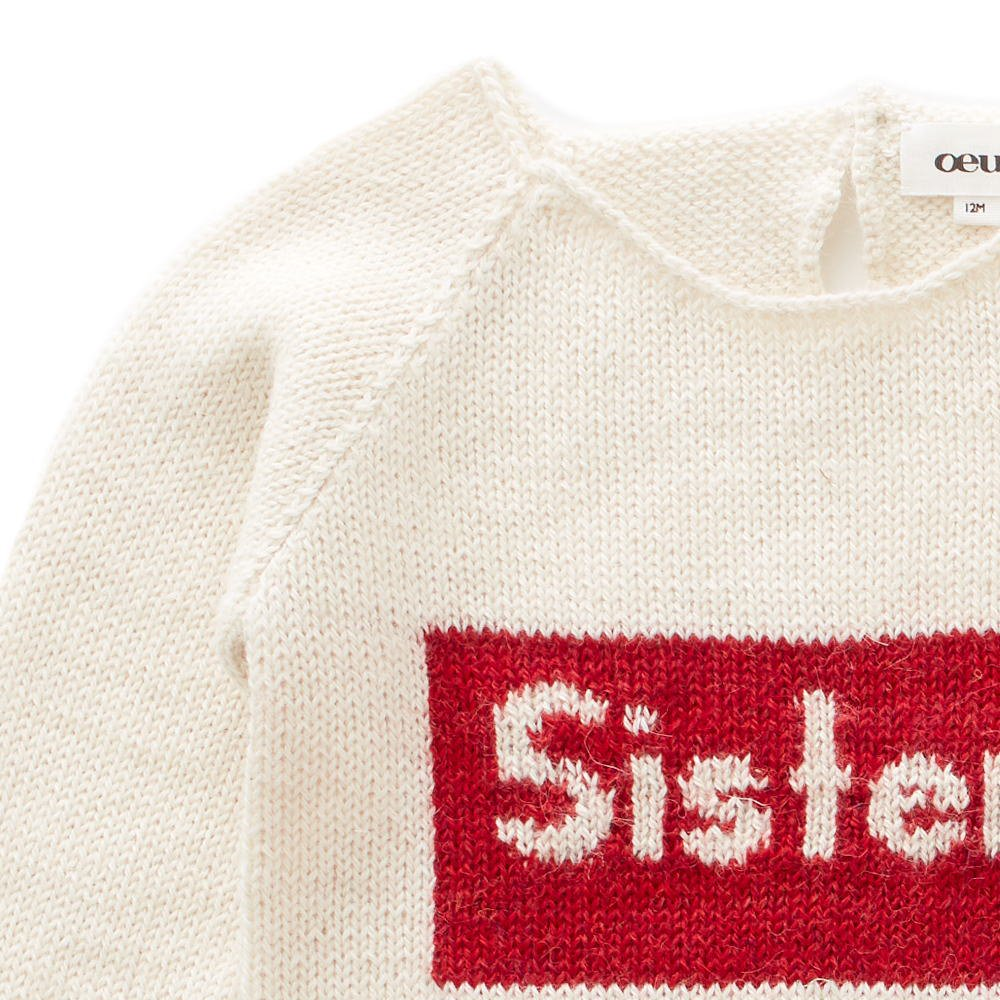 【30%OFF】sisters sweater img1