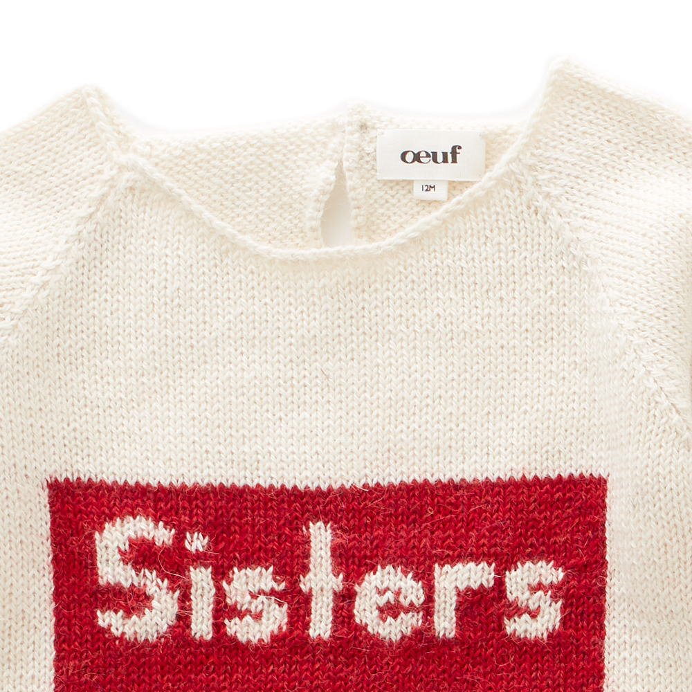 【30%OFF】sisters sweater img3