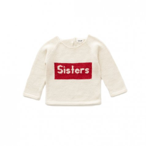【30%OFF】sisters sweater