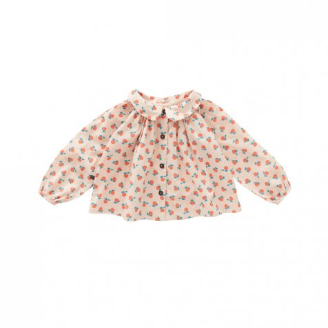 clementine blouse lt pink