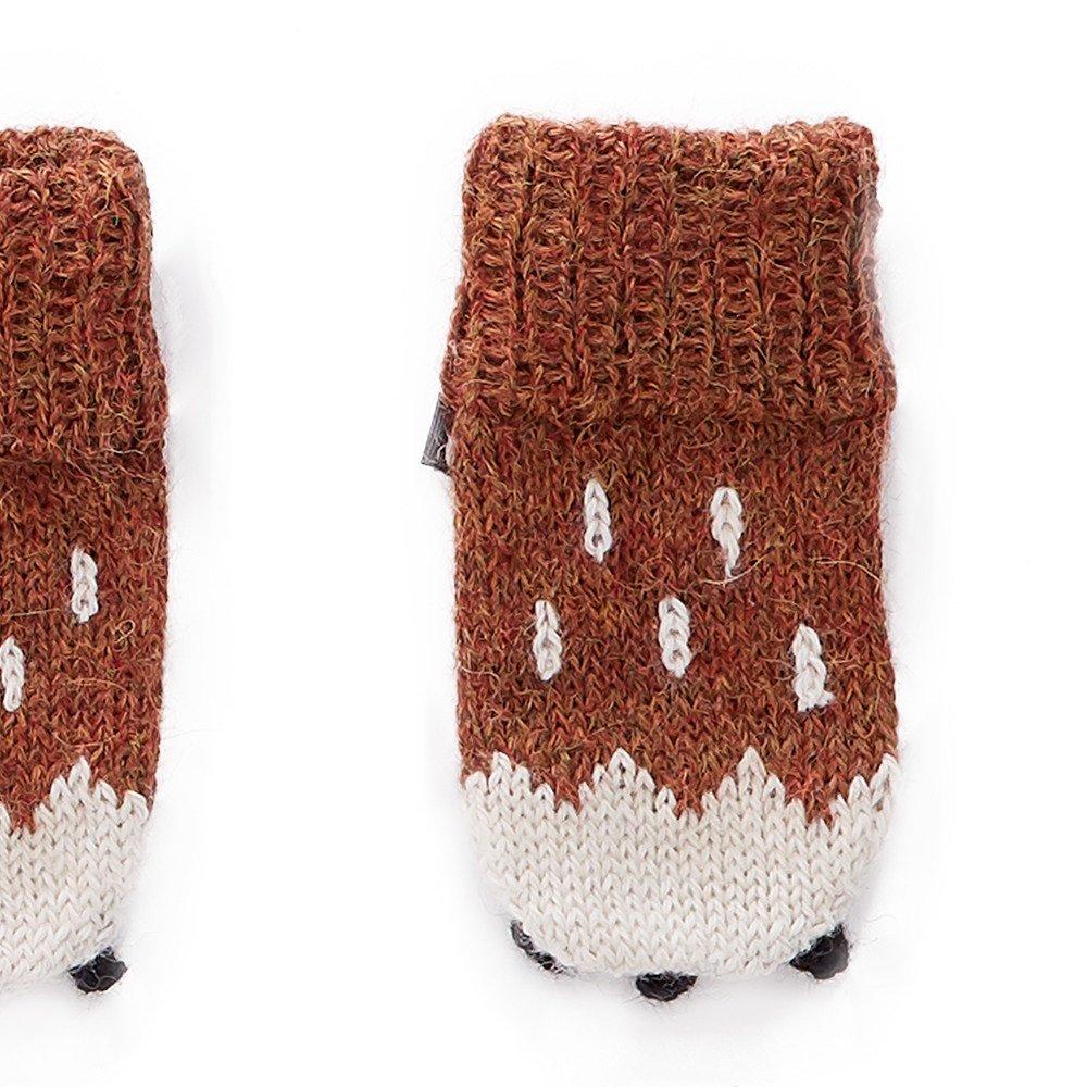 【30%OFF】animal mittens bambi img1