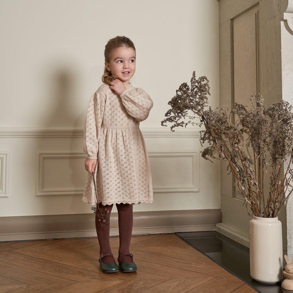 Olivia dress natural img5