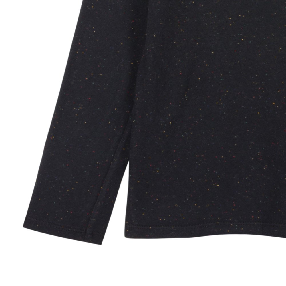 【30%OFF】Chic 006 Spotted jersey BlackSand img2
