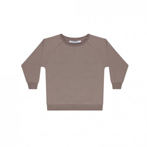 【20%OFF】Oversized sweater Taupe
