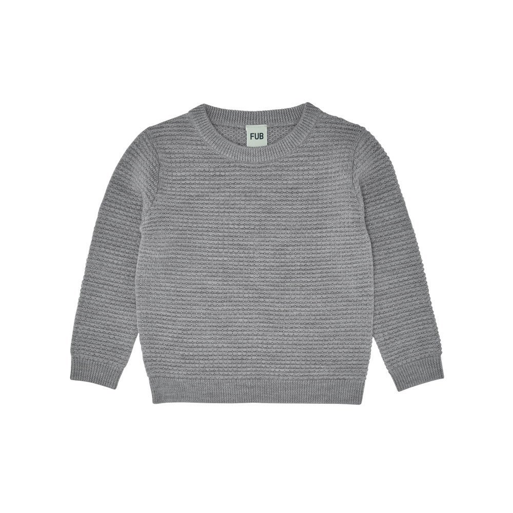 【30%OFF】1119 AW Structure Blouse LIGHT GREY img1