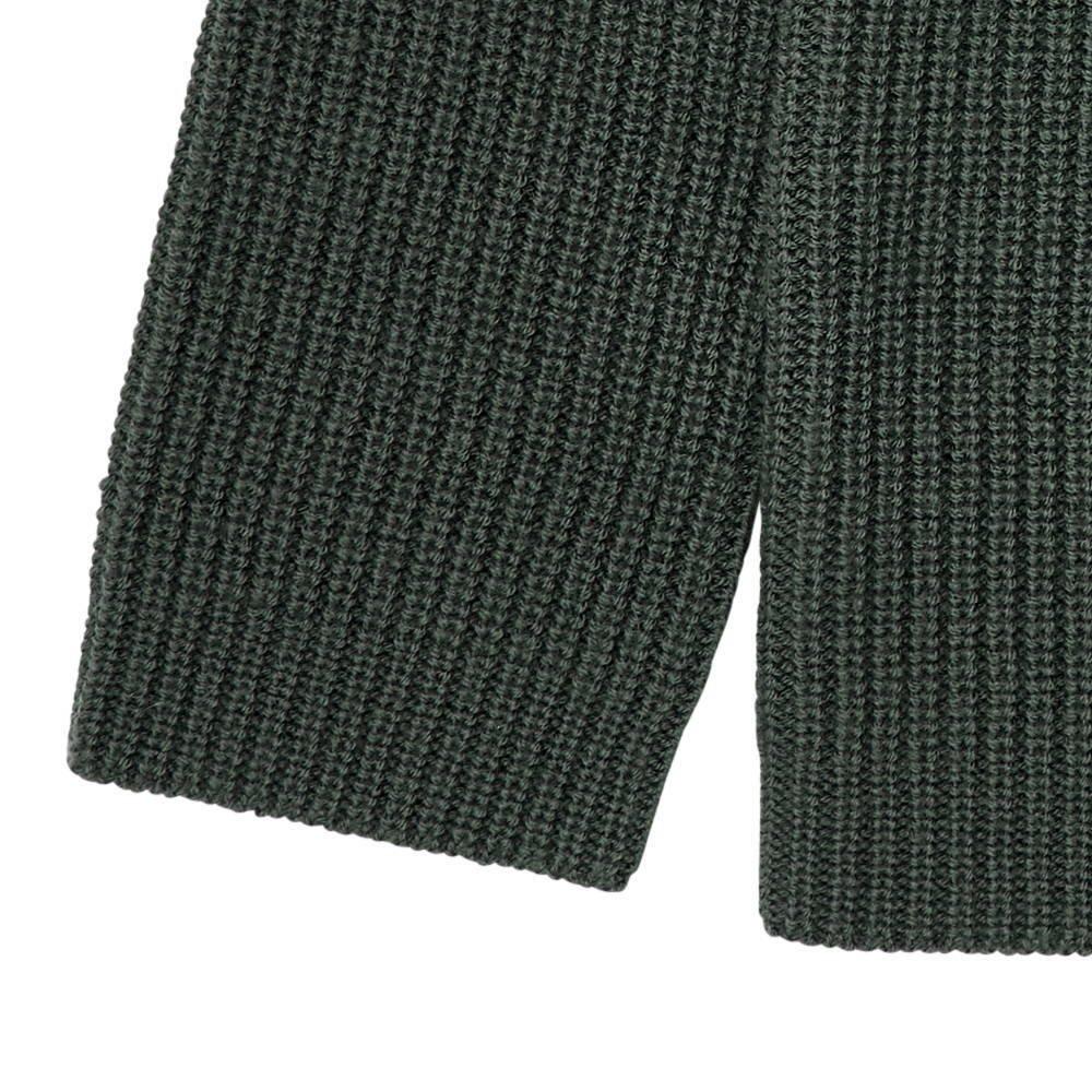 【50%OFF】1919 AW Sweater rib GREEN img3