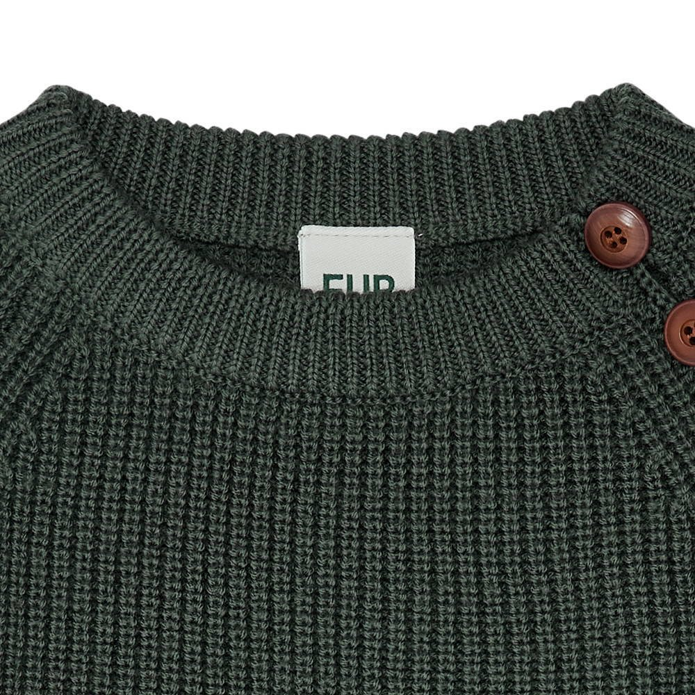 【50%OFF】1919 AW Sweater rib GREEN img4