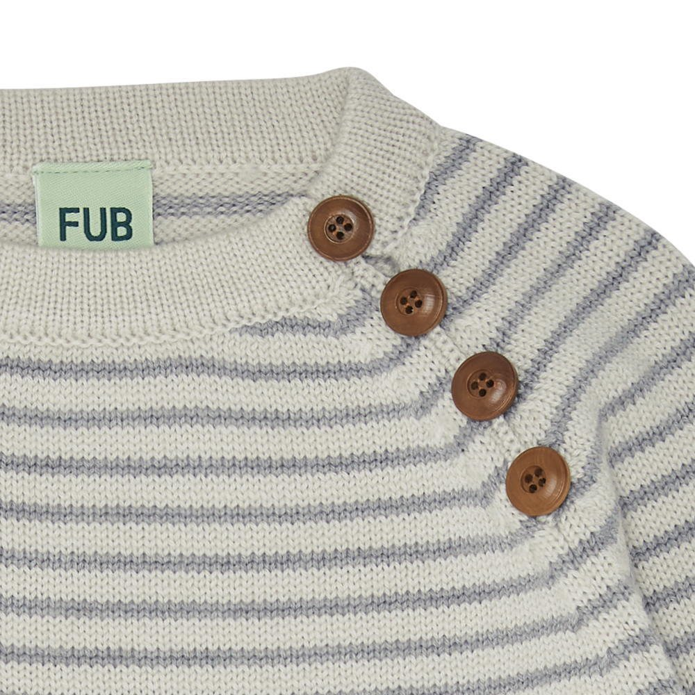 【30%OFF】1919 AW Sweater ECRU / LIGHT GREY img2