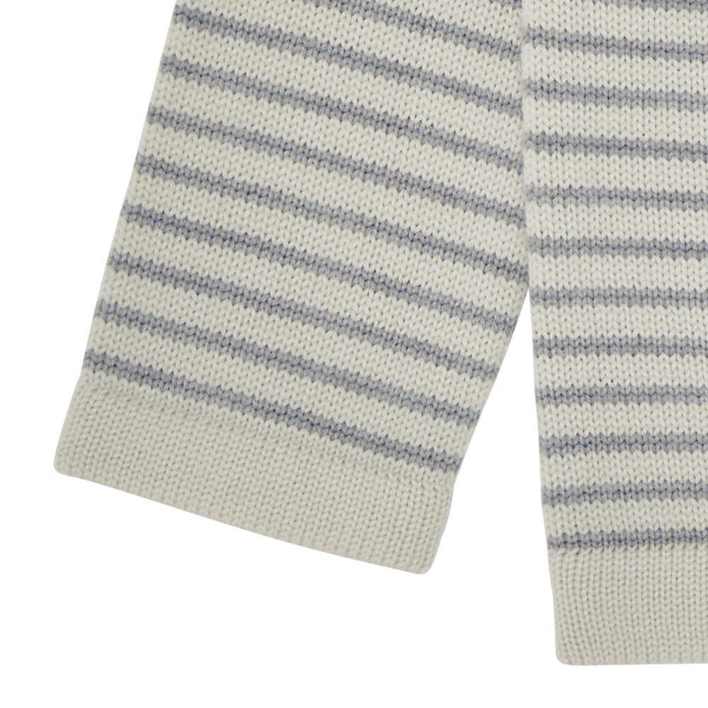 【30%OFF】1919 AW Sweater ECRU / LIGHT GREY img3
