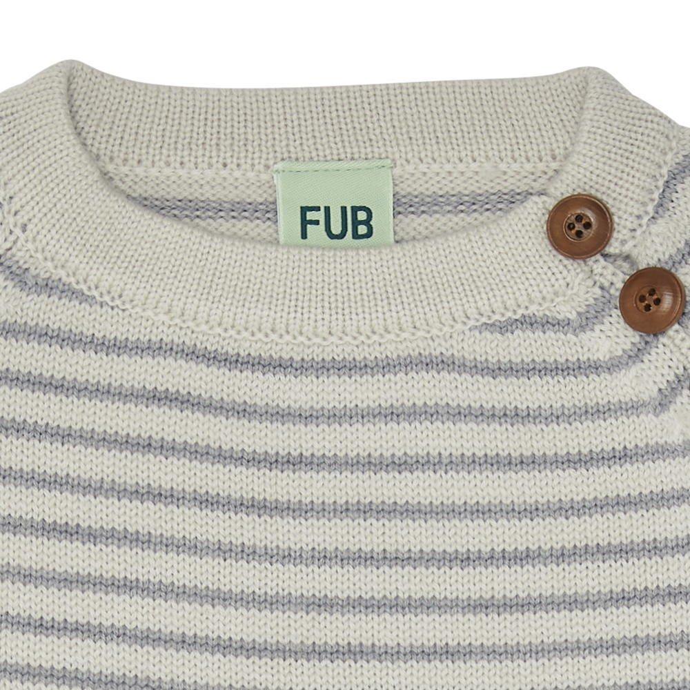 【30%OFF】1919 AW Sweater ECRU / LIGHT GREY img4