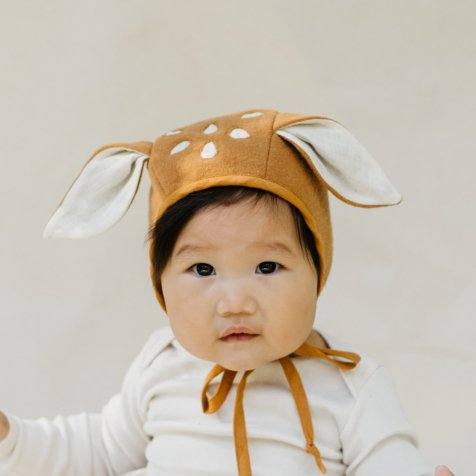 【30%OFF】Animal Bonnet Fall Fawn