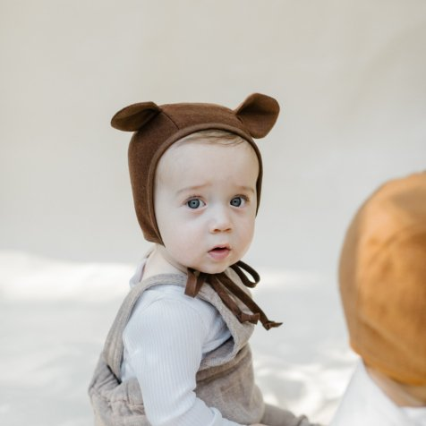 Animal Bonnet Fall Bear