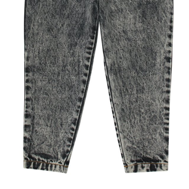 【30%OFF】BAGGY JEANS snowy black img2