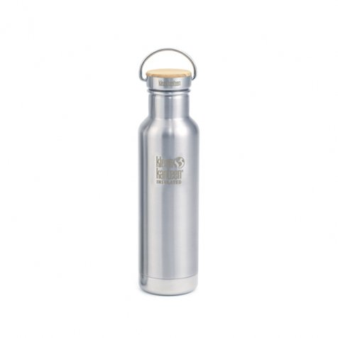 Insulated Reflect bottle 20oz brush