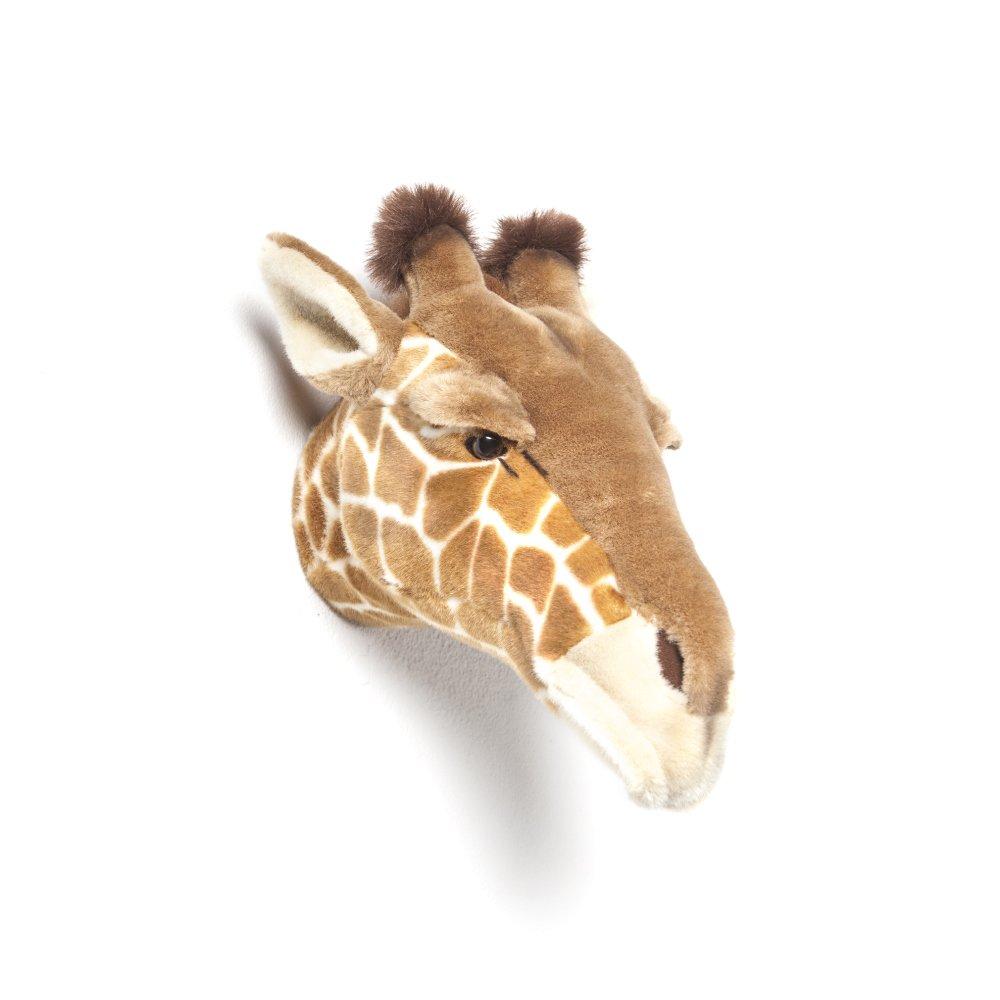 Animal Head Giraffe 剥製風のぬいぐるみ・きりん img2