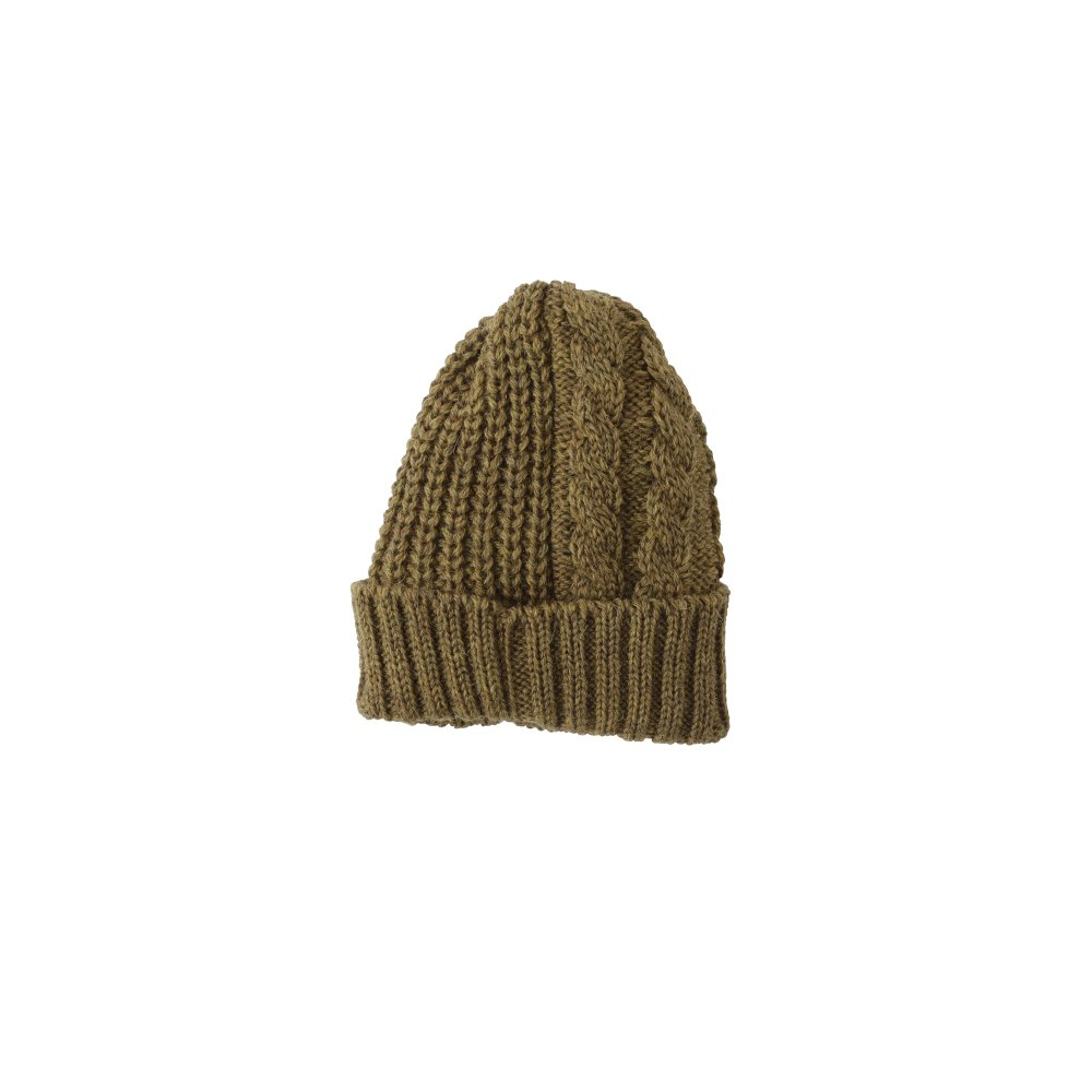 3 knit Bob Cap harvest kid / adult img