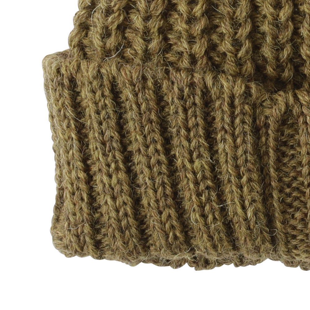 3 knit Bob Cap harvest kid / adult img1