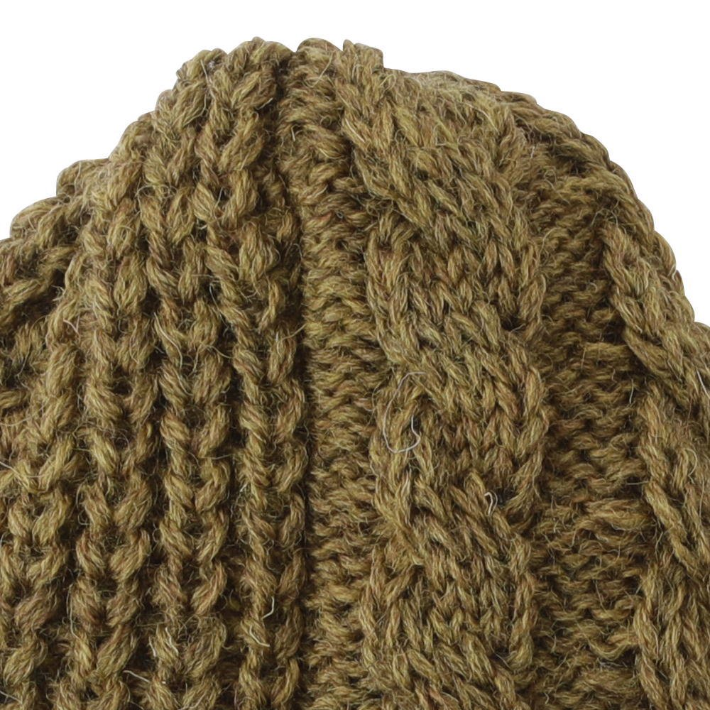 3 knit Bob Cap harvest kid / adult img2