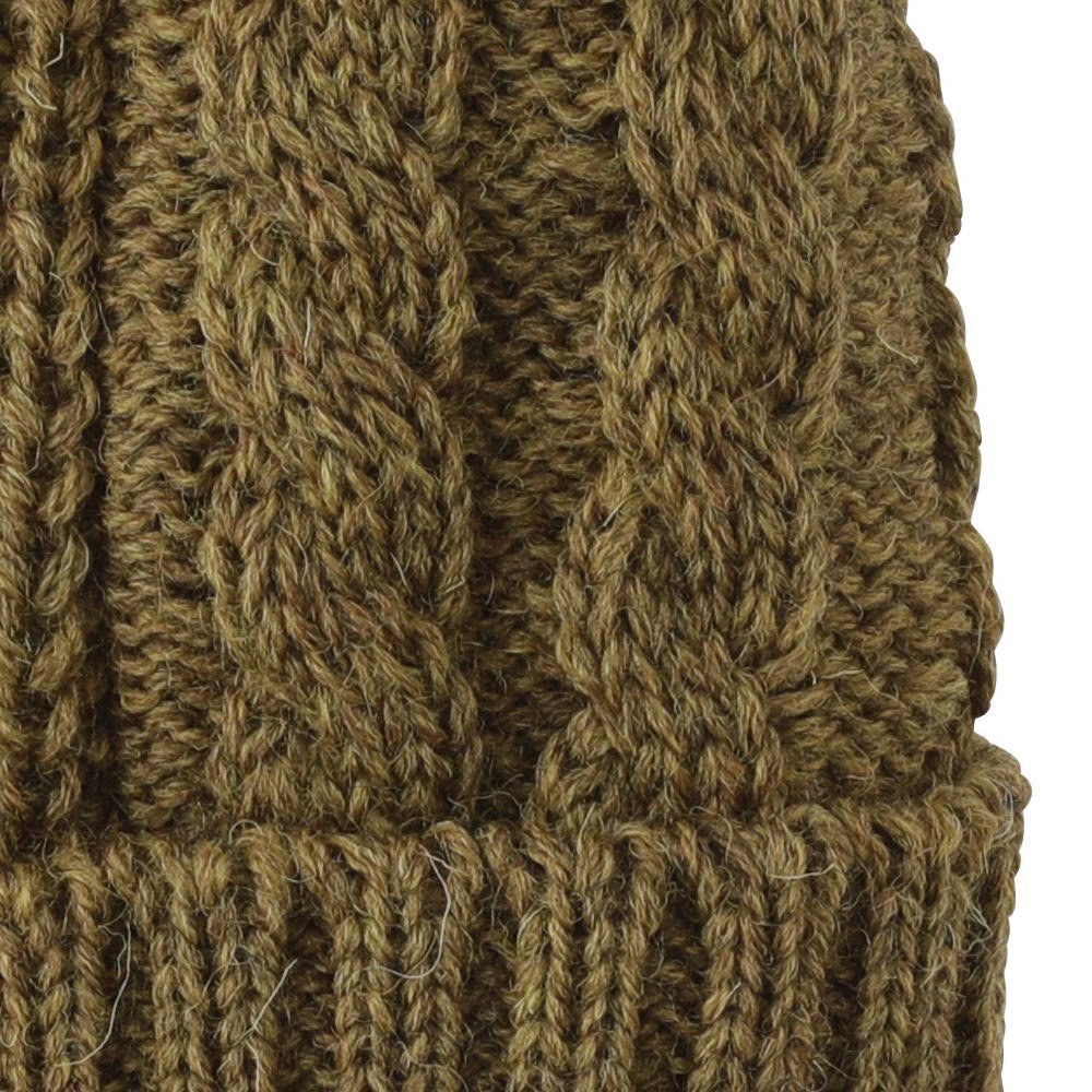 3 knit Bob Cap harvest kid / adult img3