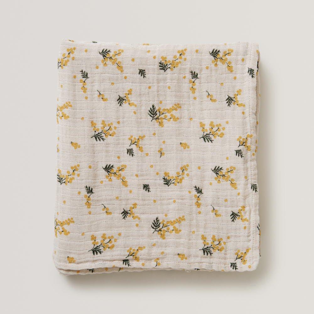 Mimosa Swaddle Blanket img