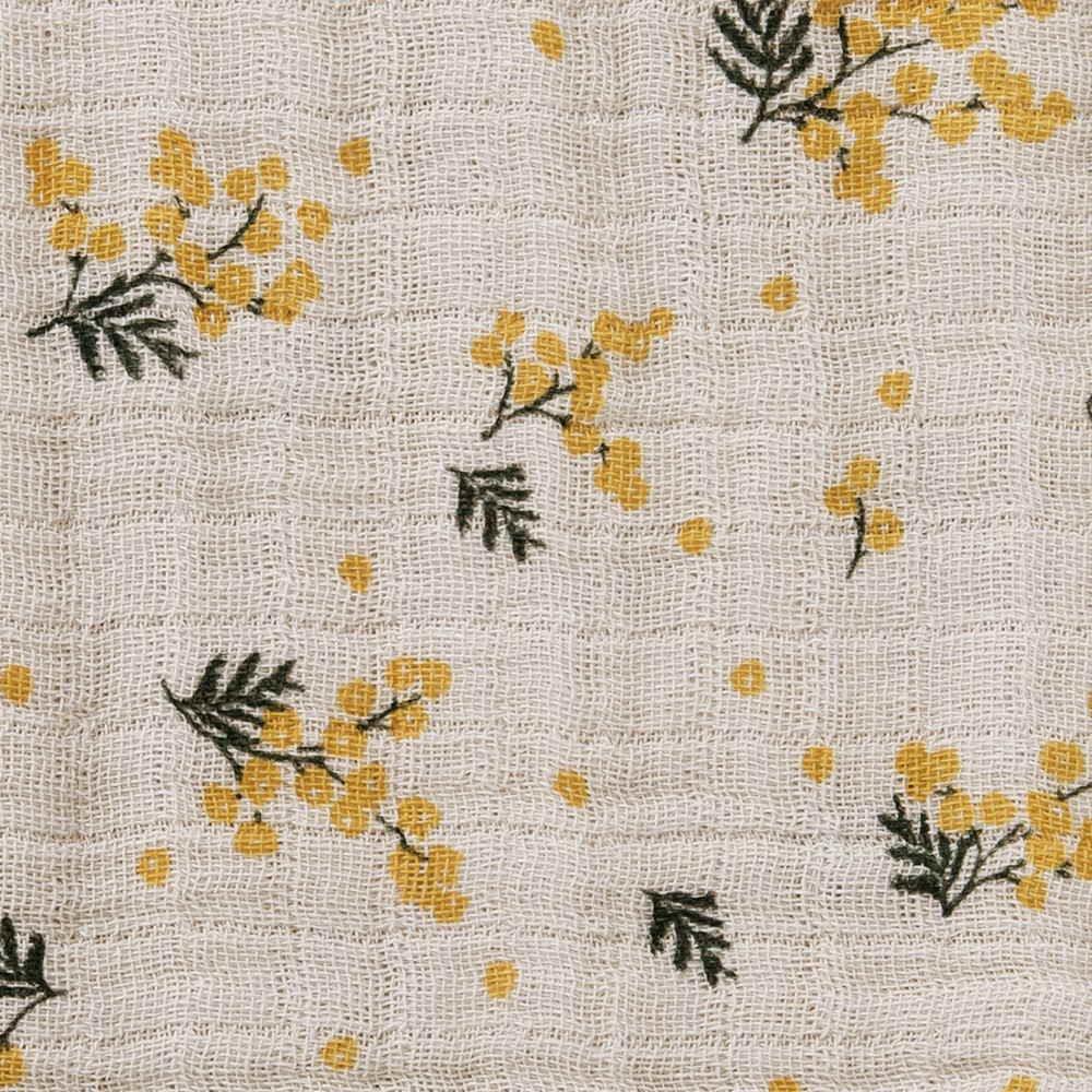 Mimosa Swaddle Blanket img1