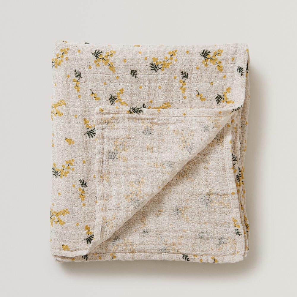 Mimosa Swaddle Blanket img2