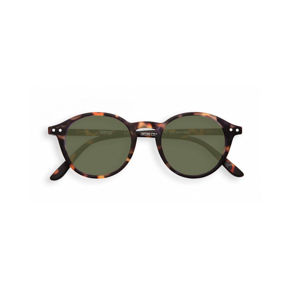 SUN サングラス #D TORTOISE Green Lenses img