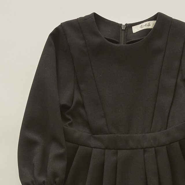ceremony dress black img1