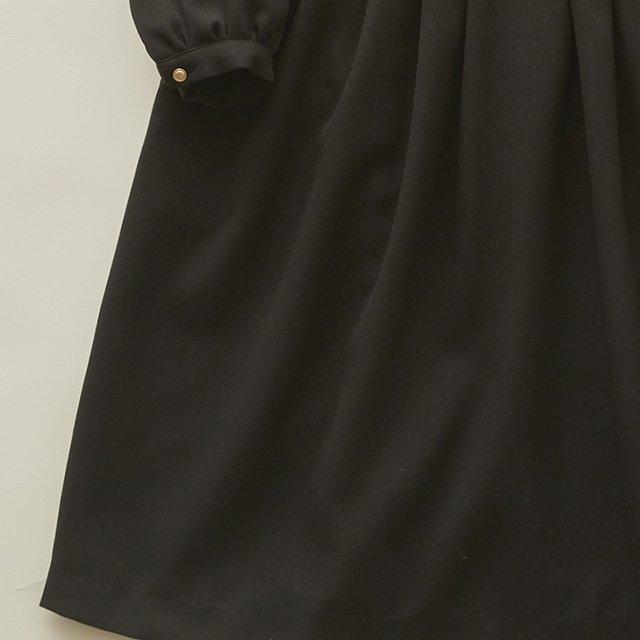 ceremony dress black img2