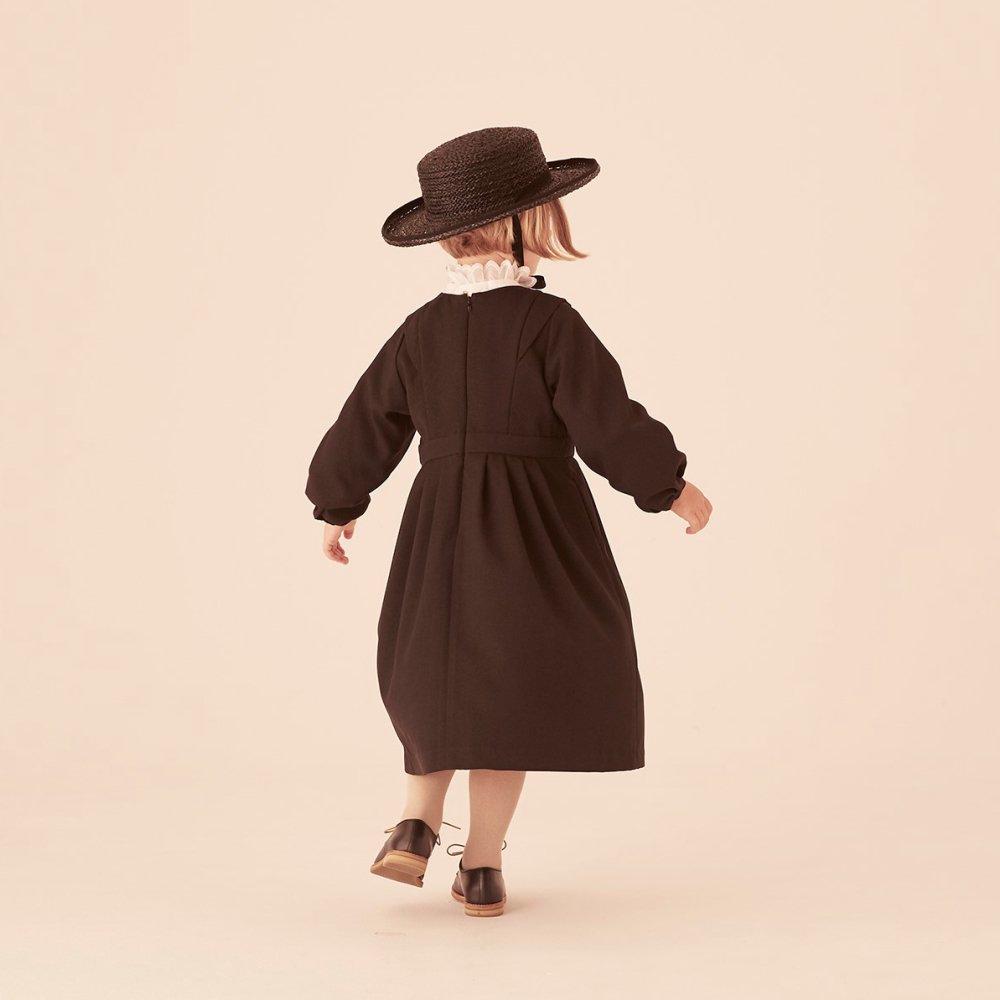 ceremony dress black img4