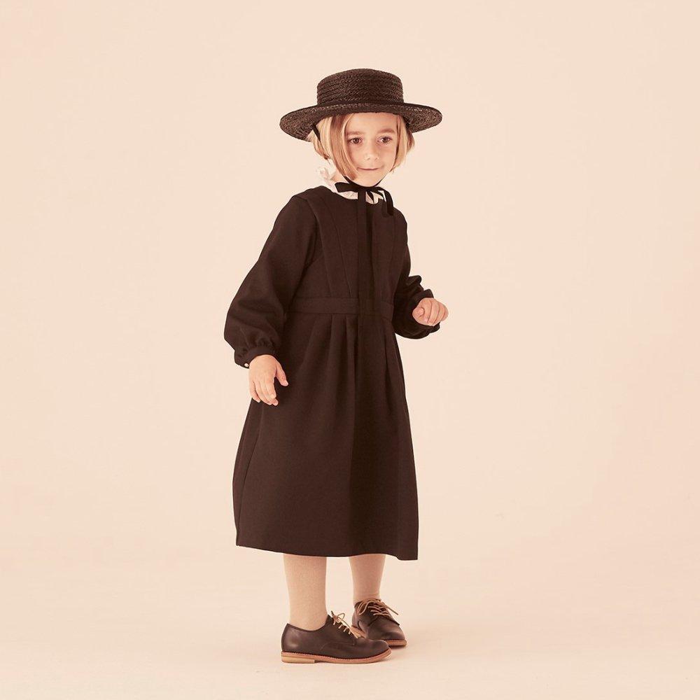 ceremony dress black img5