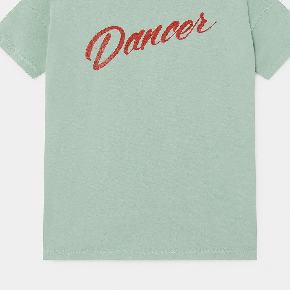 【1月末入荷予定】2020SS No.12001013 Dancer T-Shirt img2