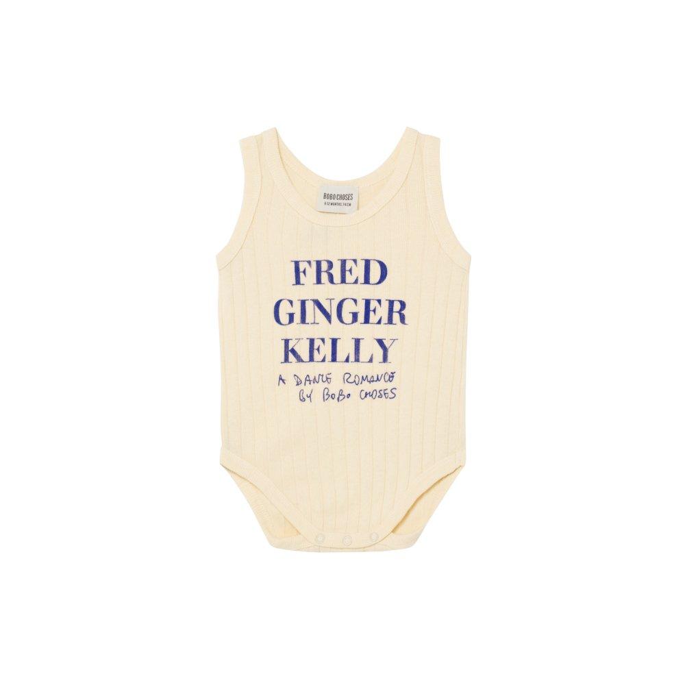 2020SS No.12000025 Fred, Ginger & Kelly Sleeveless Body img