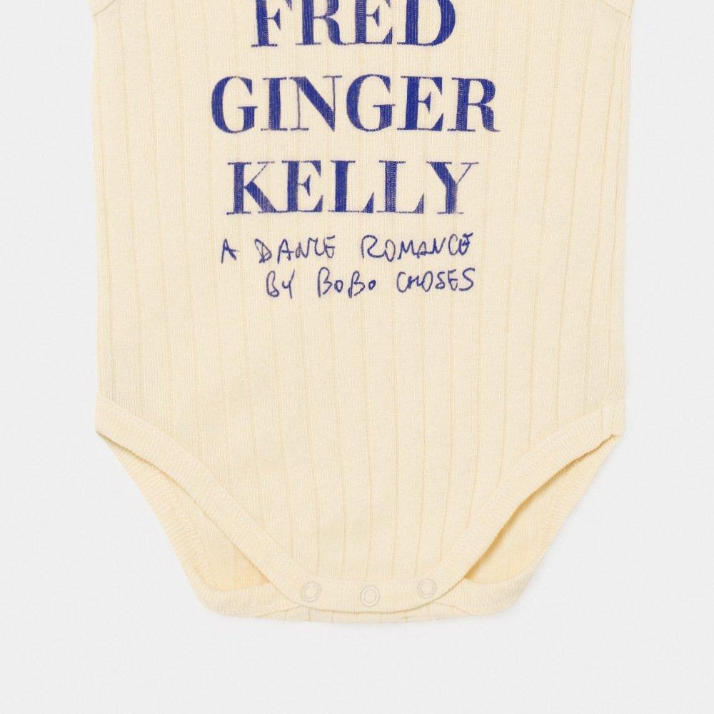 2020SS No.12000025 Fred, Ginger & Kelly Sleeveless Body img2