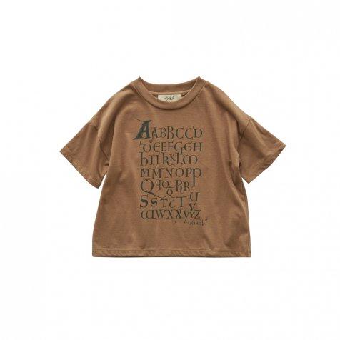 Maktub T-shirt cocoa