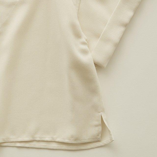Moroccan shirts ivory img3