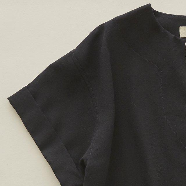 Moroccan shirts dark navy img1