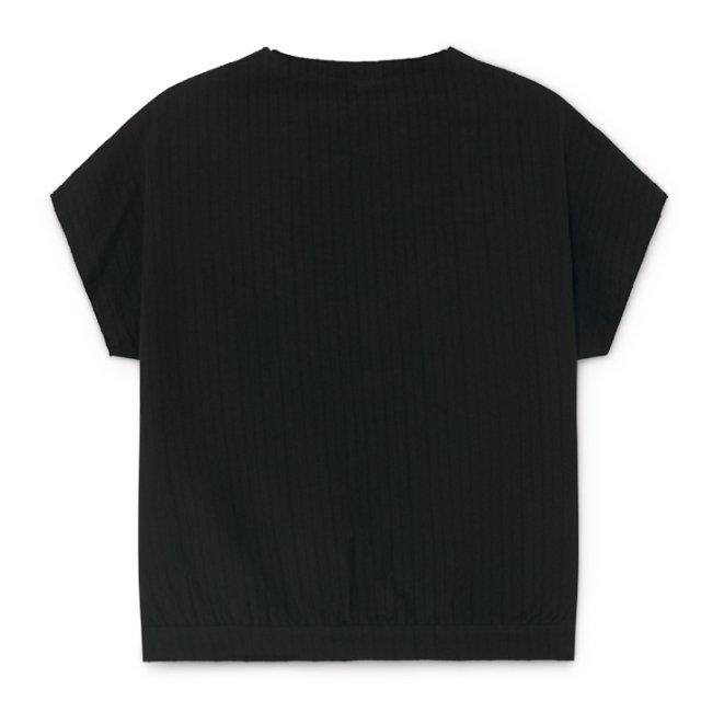 【20%OFF】Crushed Cotton Shirt Black img9