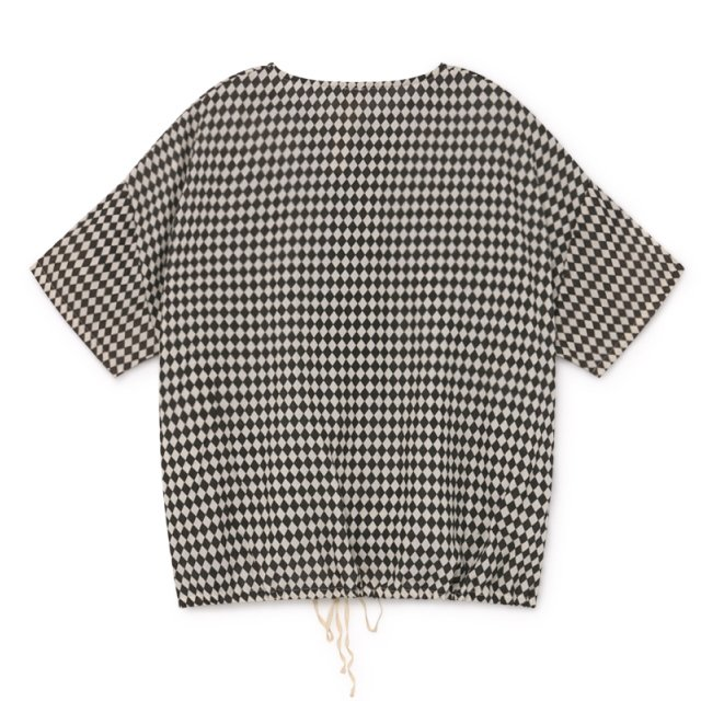 【2月末発送予定】Tiny Diamond Shirt Black img7