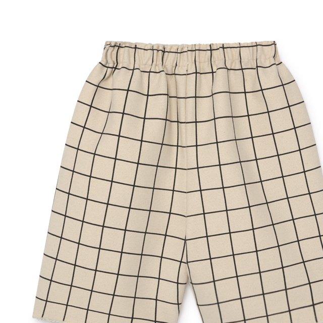 【2月末発送予定】Plaid Shorts Pants Cream img5