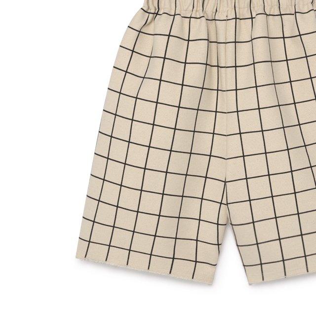 【2月末発送予定】Plaid Shorts Pants Cream img6