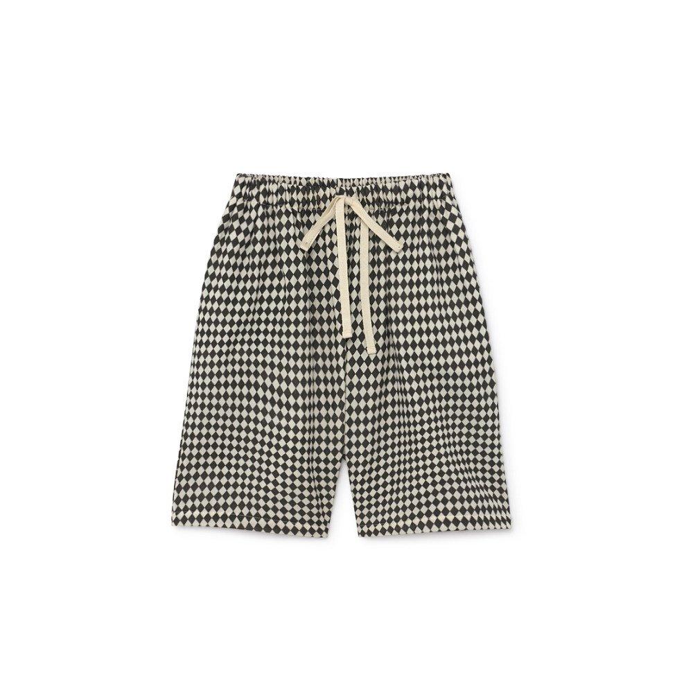 【2月末発送予定】Tiny Diamond Short Pants Black img4