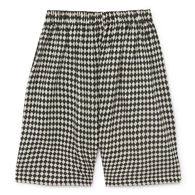 【2月末発送予定】Tiny Diamond Short Pants Black img6