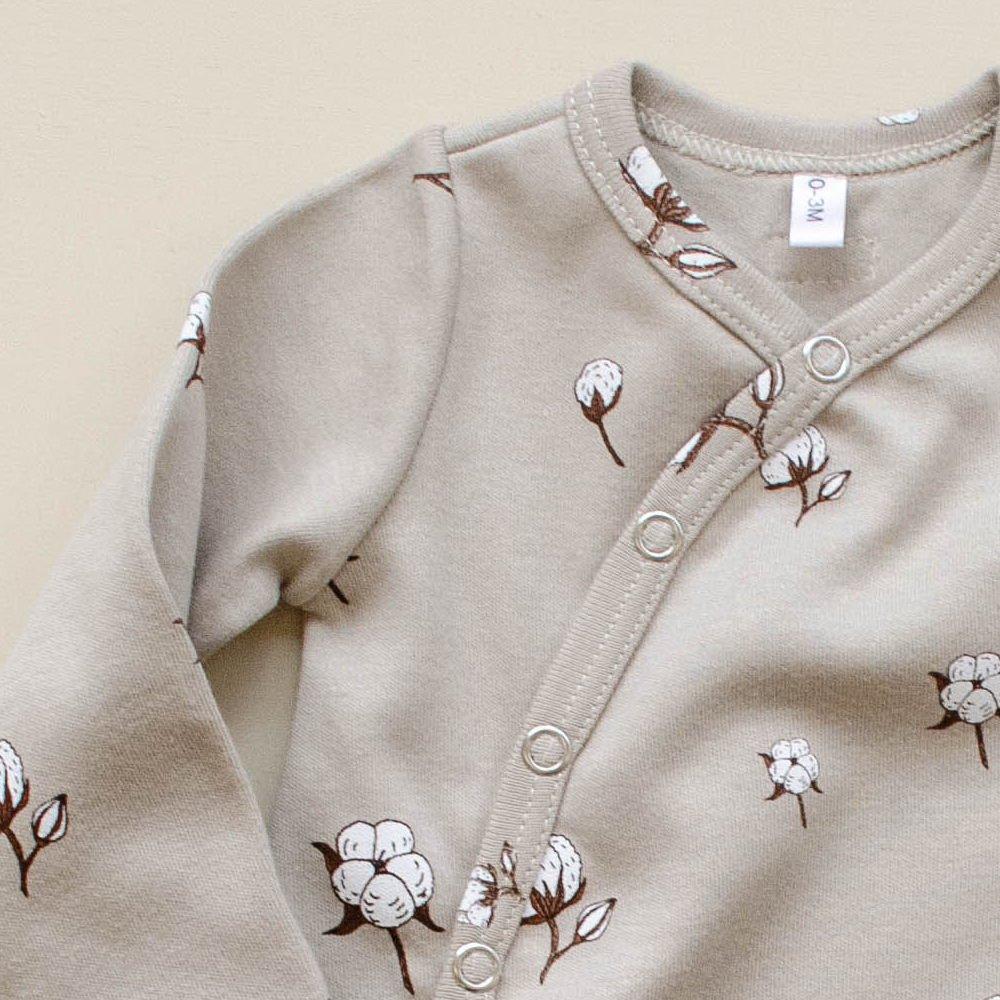 Cotton Flower Suit img2