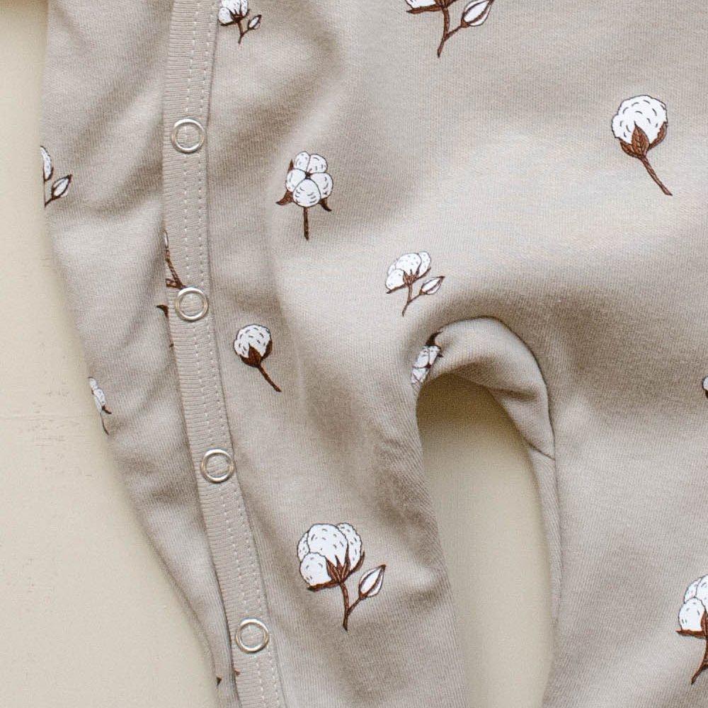 Cotton Flower Suit img3