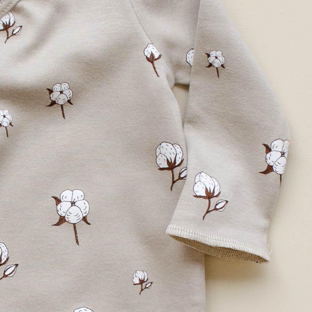 Cotton Flower Suit img5
