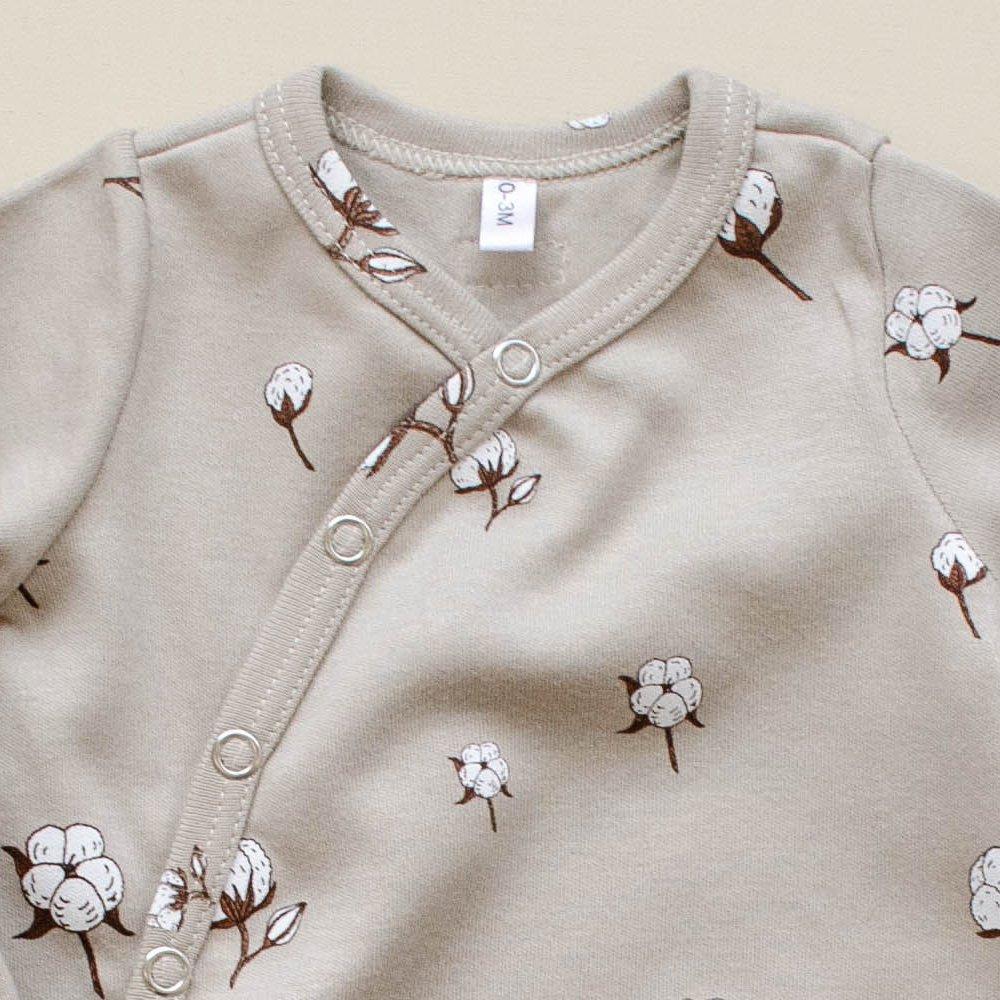 Cotton Flower Suit img6