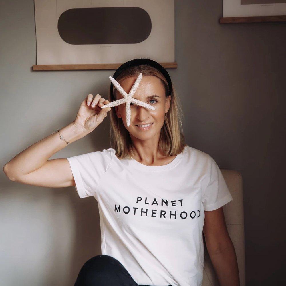 Natural Tee Planet Motherhood Women img1