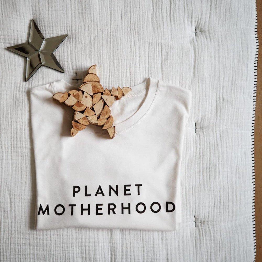 Natural Tee Planet Motherhood Women img5